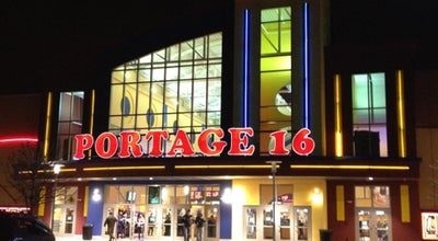 Photo of Movie Theater Portage 16 Imax at 6550 Us Highway 6, Portage, IN 46368, United States