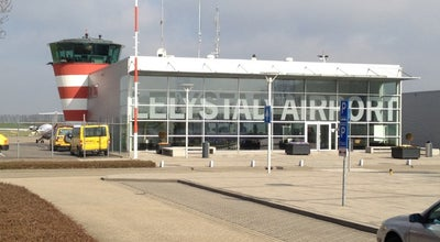 Photo of Airport Lelystad Airport at Arendweg 7, Lelystad 8218 PE, Netherlands