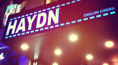 Photo of Movie Theater English Cinema Haydn at Mariahilfer Str. 57, Wien 1060, Austria