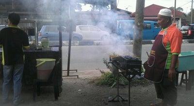 Photo of Food Truck Satay Baung Nur Amalin at Jalan Pasir Hor, Kota Bharu, Malaysia