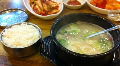 Photo of Asian Restaurant 옥돌정 at 화성시, South Korea