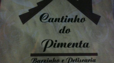 Photo of Bar Cantinho do Pimenta at Crato, Brazil