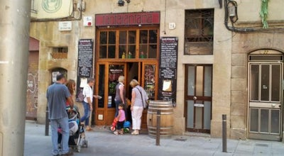 Photo of Tapas Restaurant Tantarantana at Tantarantana, 24, Barcelona 08003, Spain