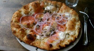 Photo of Italian Restaurant Sette Luna at 219 Ferry St, Easton, PA 18042, United States