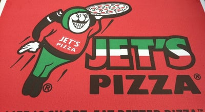 Photo of Pizza Place Jets Pizza at 636 N State St, Westerville, OH 43082, United States