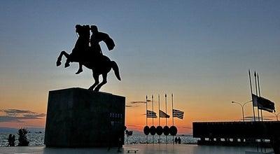 Photo of Outdoor Sculpture Άγαλμα Μεγάλου Αλεξάνδρου at Λεωφ. Βασιλέως Γεωργίου, Θεσσαλονίκη 546 40, Greece
