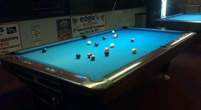 Photo of Pool Hall Edgie's Billiards at 235 S Milpitas Blvd, Milpitas, CA 95035, United States