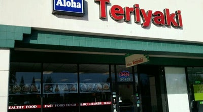 Photo of Asian Restaurant Aloha Teriyaki at 20437 Sw Tualatin Vly Hwy, Beaverton, OR 97006, United States