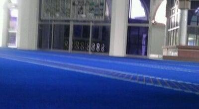 Photo of Mosque Serusop Mosque at Brunei