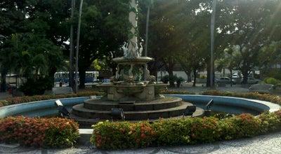 Photo of Park Praça do Entroncamento at Pç. Do Entroncamento, S/n, Recife, Brazil