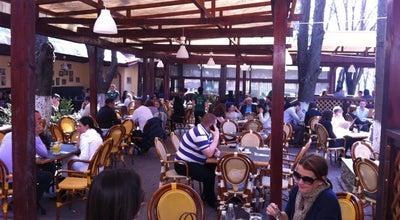Photo of Italian Restaurant Trattoria Il Calcio at Parcul Herăstrău, București, Romania