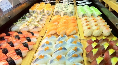 Photo of Sushi Restaurant Sushileecious at Rheinstr. 17, Wiesbaden 65185, Germany