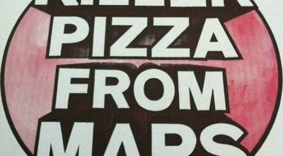 Photo of Pizza Place Killer Pizza From Mars at 1040 W. El Norte Pwky, Escondido, CA 92026, United States