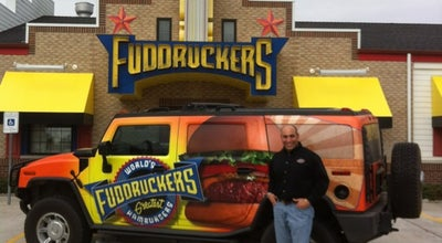 Photo of Burger Joint Fuddruckers at 1949 S. Padre Island Dr., Corpus Christi, TX 78416, United States