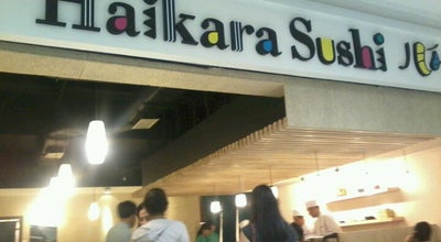 Photo of Sushi Restaurant Haikara Sushi at Lotte Mall Bintaro Lt. 3, Tangerang 15224, Indonesia