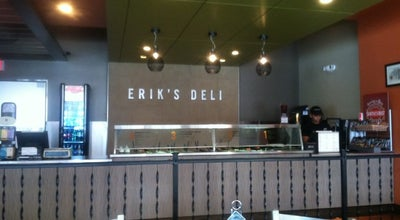 Photo of Sandwich Place Erik's Deli at 107 N Oak Park Ave, Oak Park, IL 60301, United States