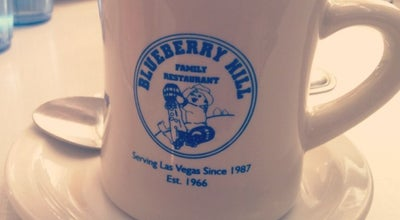 Photo of Coffee Shop Blueberry Hill - Sandhill at 3790 E Flamingo Rd, Las Vegas, NV 89121, United States