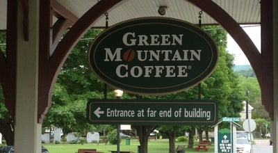 Photo of Coffee Shop Green Mountain Coffee Visitor Center & Cafe at 1 Rotarian Pl, Waterbury, VT 05676, United States