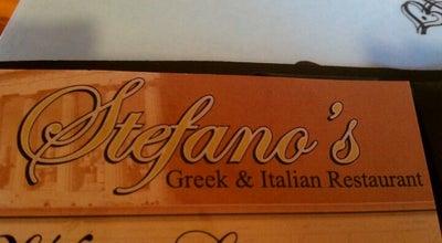 Photo of Greek Restaurant Stefano Greek Italian Restaurant at 8600 N 56th St, Temple Terrace, FL 33617, United States