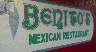 Photo of Mexican Restaurant Benitos at 1309 1st St, La Marque, TX 77568, United States