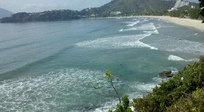 Photo of Beach Praia das Toninhas at Rod. Manoel Hyppolito Rego, Ubatuba 11680-000, Brazil