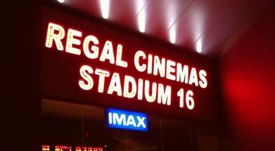 Photo of Movie Theater Regal Cinemas Aliante 16 & IMAX at 7300 Aliante Pkwy, North Las Vegas, NV 89084, United States