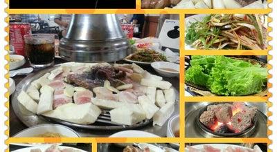 Photo of Korean Restaurant 황소막창 Hwangso Makchang at 1547 Macario Adriatico St, Manila 1000, Philippines