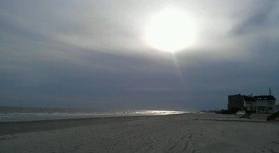 Photo of Beach Lancaster Avenue Beach at S. Lancaster Ave., Margate City, NJ 08402, United States