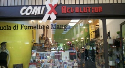 Photo of Bookstore Comix Revolution at Galleria Fanzago, 19, Bergamo 24121, Italy