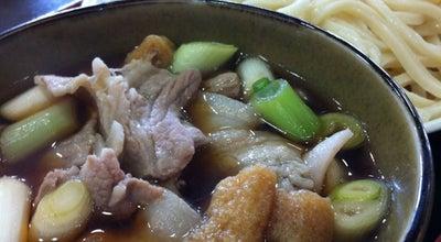 Photo of Food 藤店うどん at 西区三橋6-14-7, さいたま市 331-0052, Japan