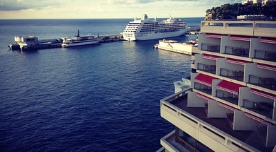 Photo of Hotel Bar Saphir Lounge & Bar at 12 Ave. Des Spélugues, Monaco 98000, Monaco