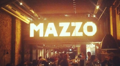 Photo of Italian Restaurant Mazzo at Rozengracht 114, Amsterdam 1016 NH, Netherlands