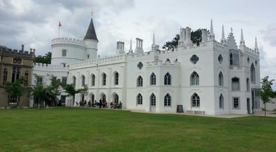 Photo of History Museum Strawberry Hill House at 268 Waldegrave Rd., Twickenham TW1 4ST, United Kingdom