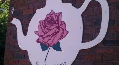 Photo of Tea Room English Rose Tea Room at 1401 Market St, Chattanooga, TN 37402, United States