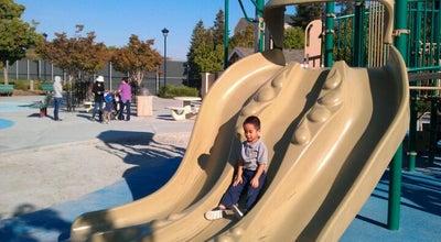 Photo of Playground Thamien Park at 4321 Lick Mill Blvd, Santa Clara, CA 95054, United States