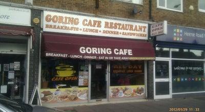 Photo of Cafe Goring road shops at Worthing, United Kingdom