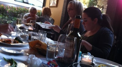 Photo of Italian Restaurant Stella Alpina Osteria at 401 Primrose Rd, Burlingame, CA 94010, United States