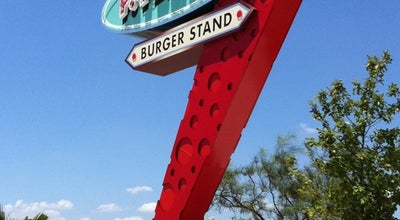 Photo of Burger Joint P. Terry's Burger Stand at 204 W Ben White Blvd, Austin, TX 78704, United States