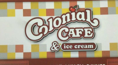 Photo of Diner Colonial Cafe at 5689 Northwest Hwy, Crystal Lake, IL 60014, United States