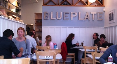 Photo of American Restaurant Blue Plate Santa Monica at 1415 Montana Ave, Santa Monica, CA 90403, United States