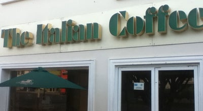 Photo of Coffee Shop The Italian Coffee Company at Blvd. Belisario Dominguez, Comitán de Domínguez, Mexico