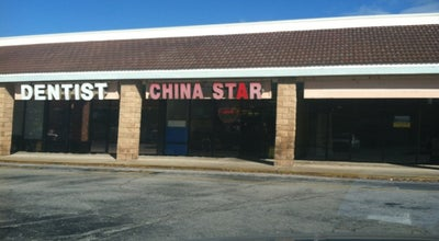 Photo of Chinese Restaurant China Star at 1567 N Nova Rd, Ormond Beach, FL 32117, United States