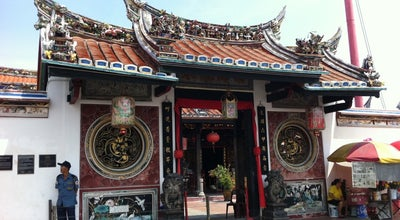Photo of Temple Cheng Hoon Teng Temple (青雲亭) at 25, Jalan Tokong, Melaka 75200, Malaysia