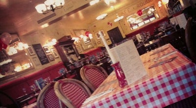 Photo of French Restaurant Café Rouge at Manchester M50 3AZ, United Kingdom
