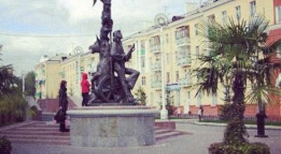 Photo of Monument / Landmark Бременские музыканты at Пр. Красноярский Рабочий, 44/46, Красноярск, Russia