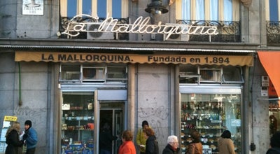 Photo of Dessert Shop La Mallorquina at C. Mayor, 2, Madrid 28013, Spain