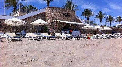 Photo of Bar Sausalito Beach at Passeig Maritim, 55, Sitges 08870, Spain