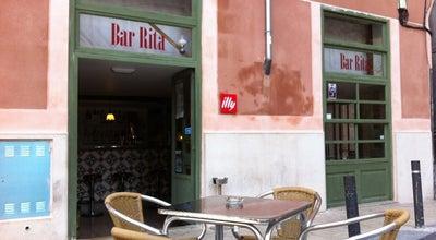 Photo of Cafe Bar Rita at Pl. Del Batle Llorenç Bisbal, 13, Palma 07002, Spain
