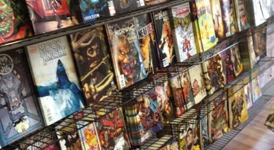 Photo of Bookstore Heroes Cards & Comics at 186 Dundas St, London, ON N6A 1G1, Canada
