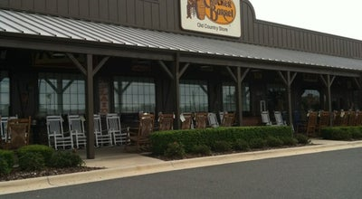 Photo of American Restaurant Cracker Barrel Old Country Store at 13637 N. Us Hwy. 27 Us 27/441 & Ne 136th Ave., Lady Lake, FL 32159, United States